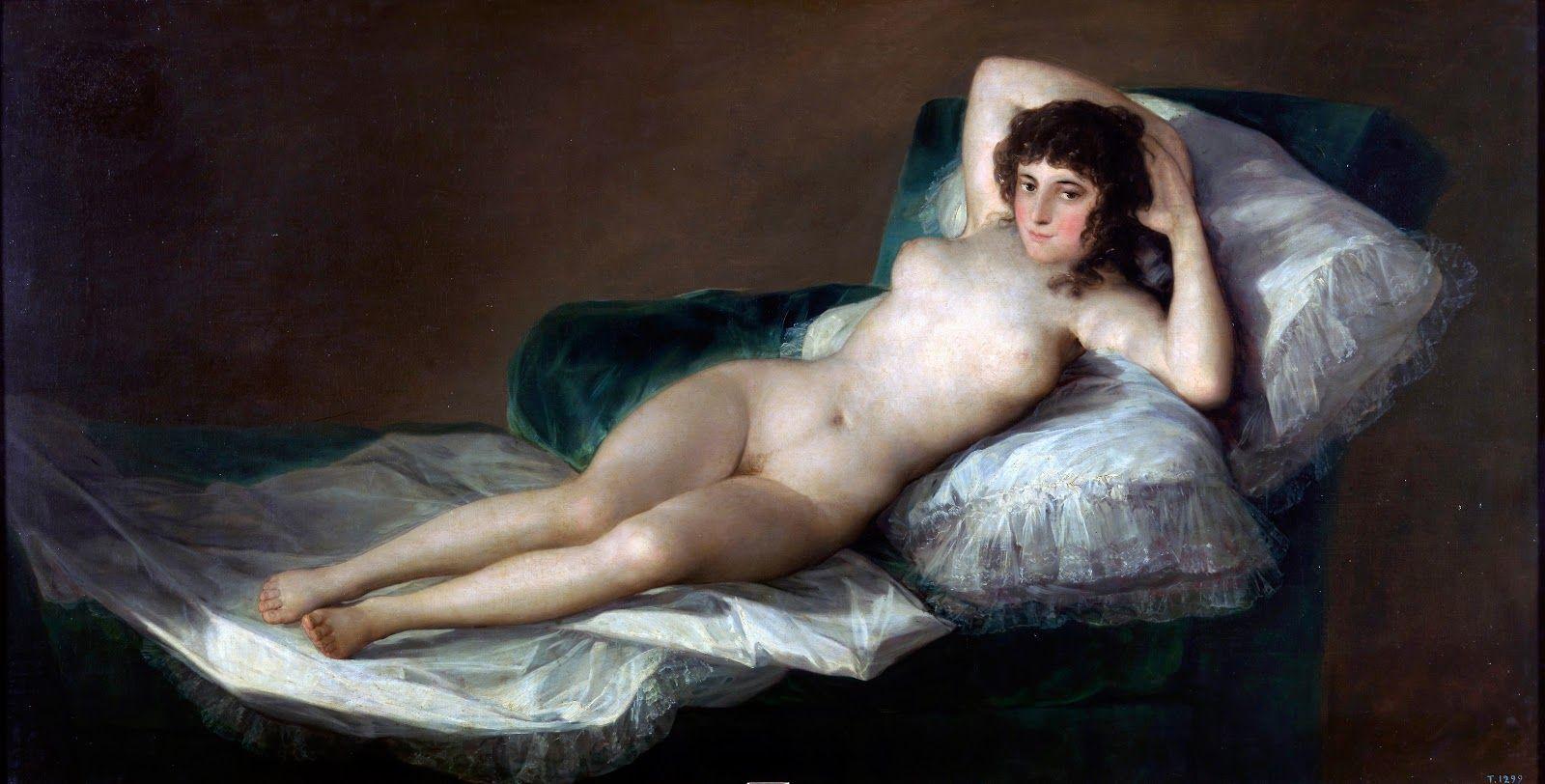 Goya_Maja_Desnuda