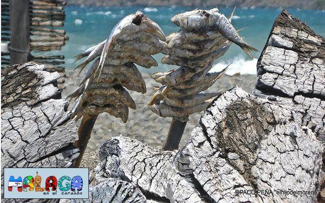 Espetos-sardinas