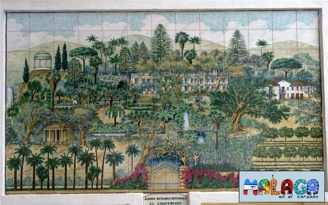Mosaico Finca de la Concepción