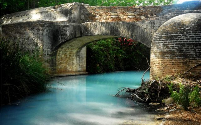 Los baños de la Hedionda - Málaga en el corazón