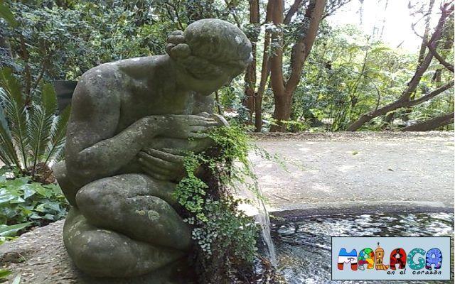 Fuente de la Ninfa Finca de la Concepción