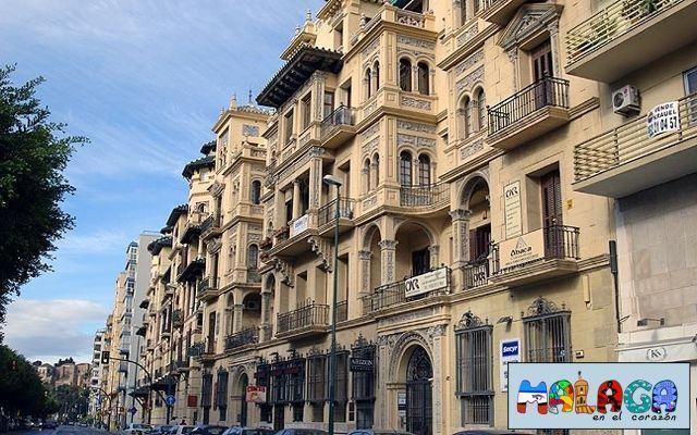 Casas de Félix Sáenz, Paseo de Reding